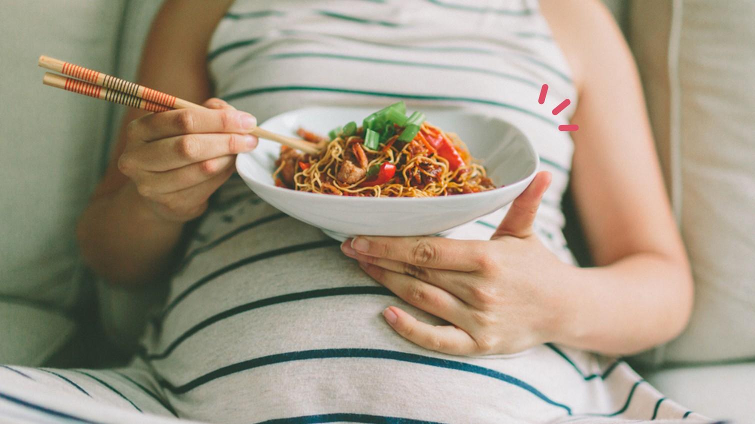 Ibu Hamil Boleh Makan Mie Instan?